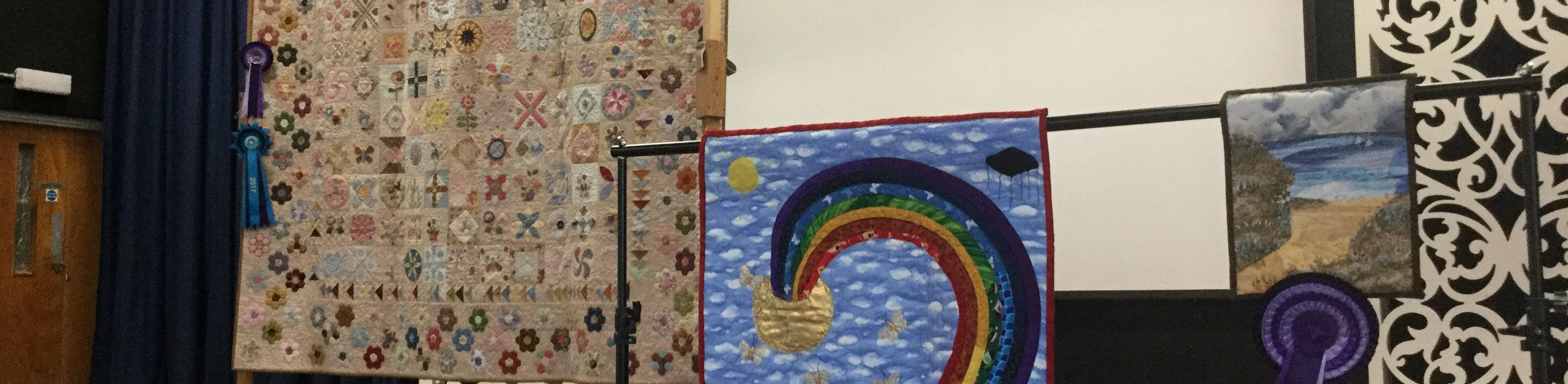 Positivity of Quilters