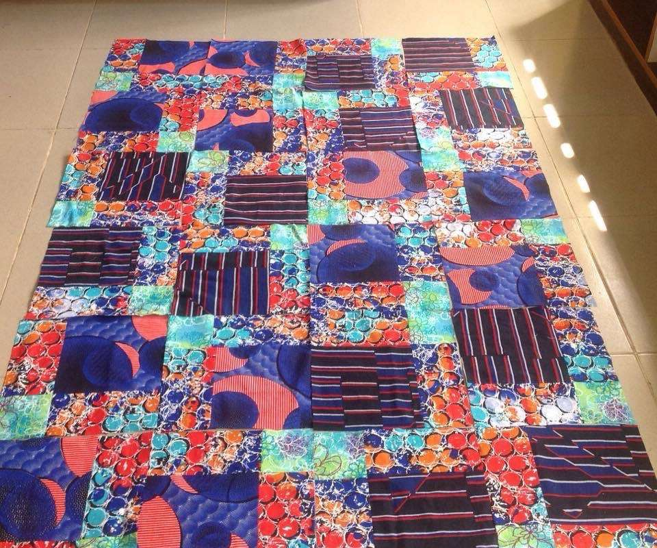 Beginner's Guide To Quilting With African Prints - UKQU : beginners guide to quilting - Adamdwight.com