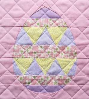 Fancy Easter Egg FPP pattern