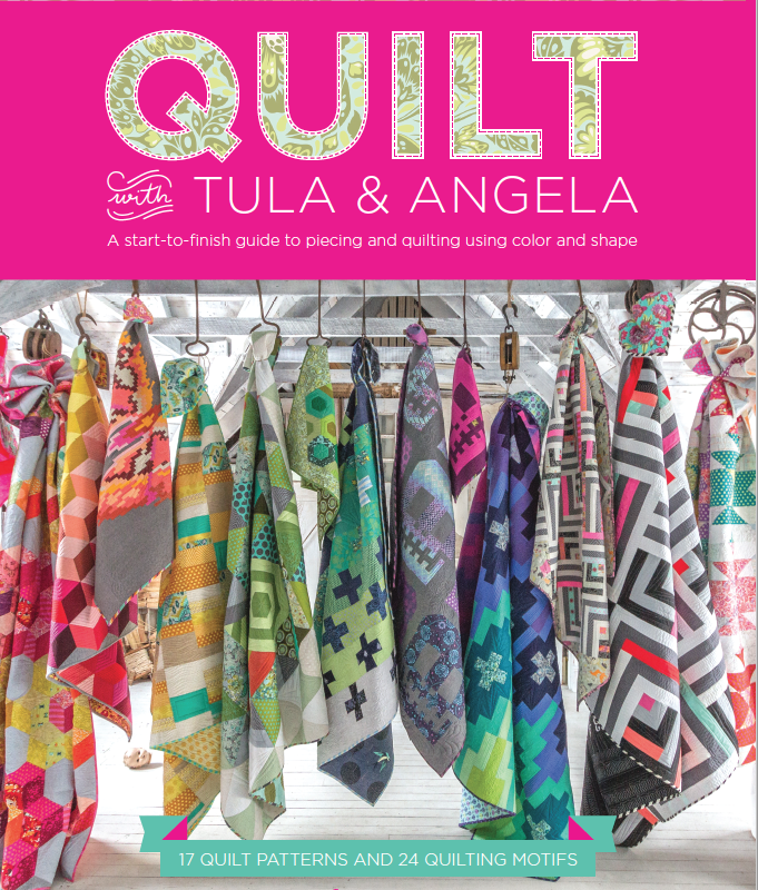 Book Review Quilt With Tula Angela Ukqu
