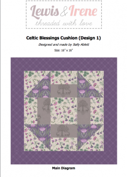 Celtic Blessings Cushions