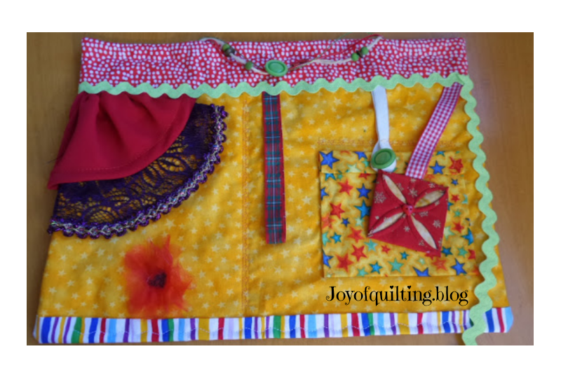 Charity Quilts for Dementia patients