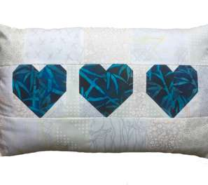Memory cushion / Valentines Day gift