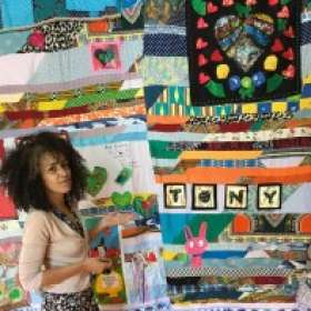 Sylvia Priest - webmaster and quilter
